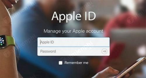 cach tao mat khau rieng cho ung dung tren icloud iphone ipad va mac 2