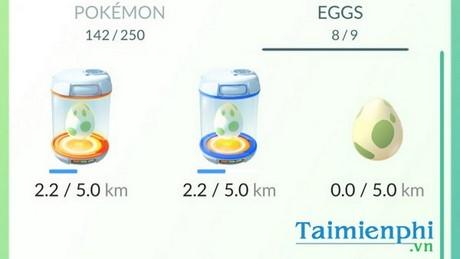 cach tao pokemon xin trong pokemon go