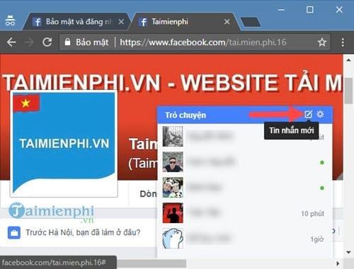 cach tao poll binh chon tren facebook messenger 2