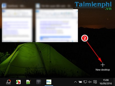 dung desktop ao tren windows 10