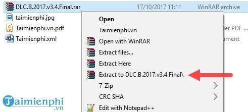 [TaiMienPhi.Vn] Cách tạo USB BOOT bằng DLC Boot 2017, cài Windows 10, 8.1, 7