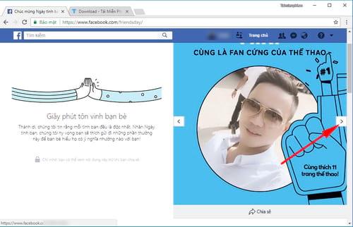 cach tao video tinh ban tren facebook ban 2018 2