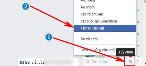 cach tat popup tab bai viet da comment tren facebook 2
