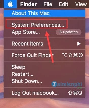 cach them bao mat van tay tren macbook touch id fingers 2