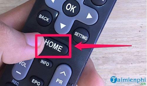 cach xem bong da truc tuyen bang sopcast tren smart tivi 2