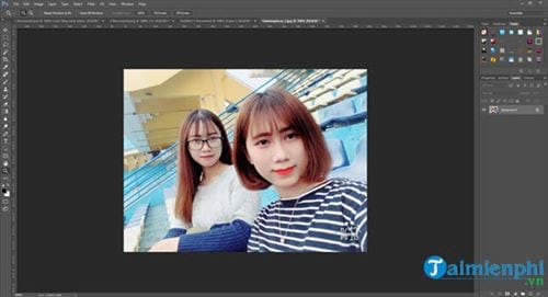 cach xoa phong anh bang photoshop 2