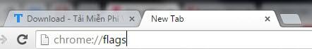 cai dat new tab chrome ve trang thai mac dinh