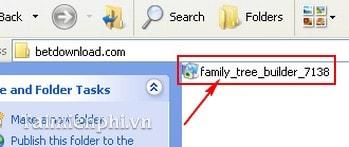 Cách cài đặt phần mềm tạo gia phả MyHeritage Family Tree