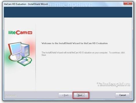 huong dan cai LiteCam HD