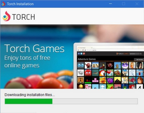cach cai torch browser tren may tinh