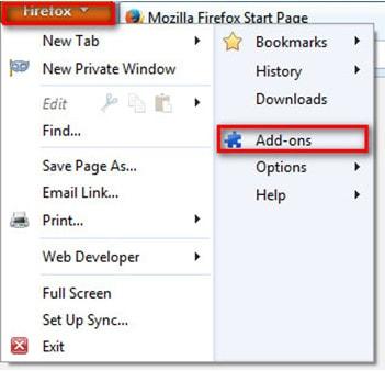 Firefox - Chặn Website bất kỳ trong trình duyệt Firefox