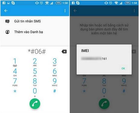 Check IMEI sony, kiểm tra imei điện thoại Sony