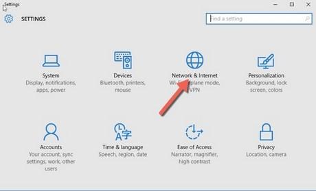 Chia sẻ mật khẩu Wi-Fi trên Windows 10 bằng Wifi Sense