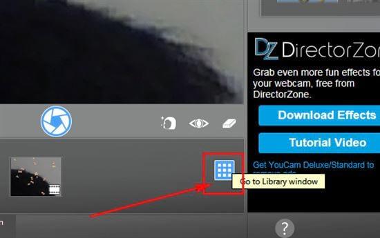 chia se video tren cyberlink youcam len youtube 2