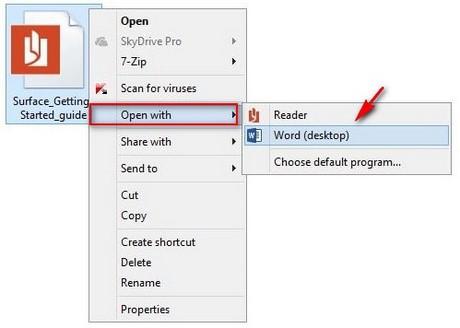 Chia Sẻ Cách Chỉnh Sửa File Pdf Sang Word 2013 | Dịch Vụ Photoshop