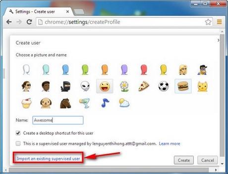 Google Chrome 34 ra mat voi nhung tinh nang noi bat