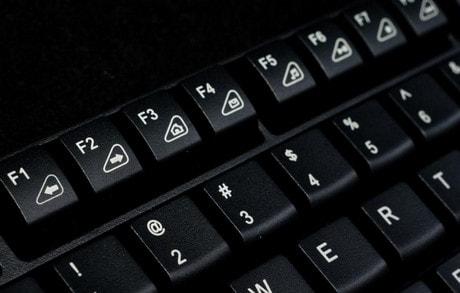 Tác dụng của phím chức năng F1 tới F12 trên Windows