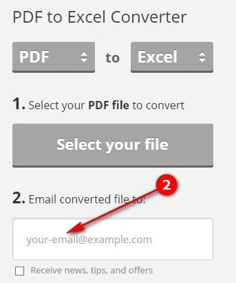 How to convert pdf to excel to convert pdf files to xls