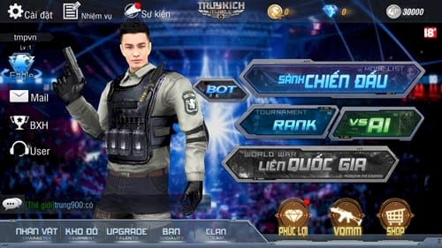 code truy kich mobile nhan gift code game truy kich mobile 2