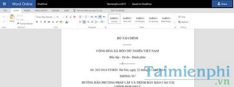 cong cu soan thao van ban online thay the google docs