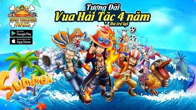 dau truong haki them mot tua game mobile hap dan nua ve de tai one piece ra mat game thu 2