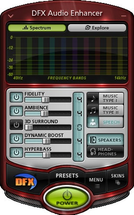 cách điều chỉnh bộ chỉnh âm dfx