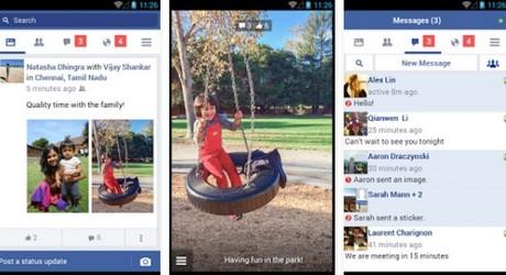 facebook lite cho dien thoai android cau hinh thap