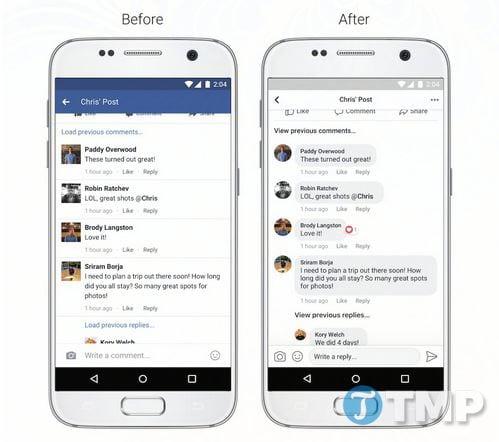 facebook thay doi giao dien news feed moi 2