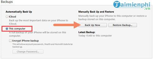 file backup iphone tu itunes nam o dau tren may tinh windows mac 2
