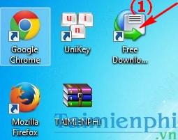 Free Download Manager - Tắt tính năng khởi động cùng hệ thống