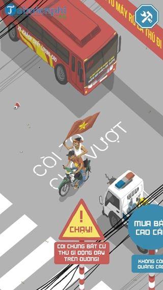 game coi to cho vuot hoa than ninja di xe lead vuot chuong ngai vat 2
