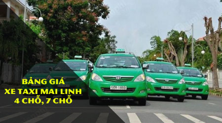 Số điện thoại Taxi Mai Linh 2