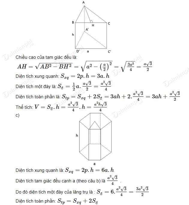 giai toan 8 trang 127 den 129 sgk tap 2 on tap chuong 4 2