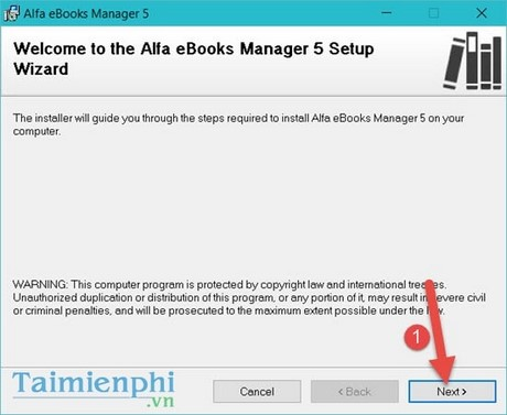 giveaway alfa ebooks manager free
