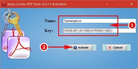 giveaway ban Quyen aplus combo pdf tools free download pdf file
