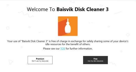 giveaway ban quyen mien phi baisvik disk cleaner 3 tu 7 3 2