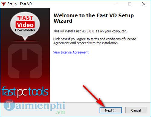 giveaway ban quyen mien phi Fast Video Downloader ho tro download video 2
