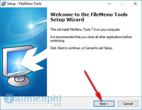 giveaway ban quyen mien phi filemenu tools 2