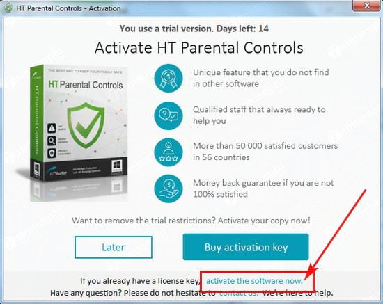 giveaway license for free from parental controls detention of computer operation 28 3 2