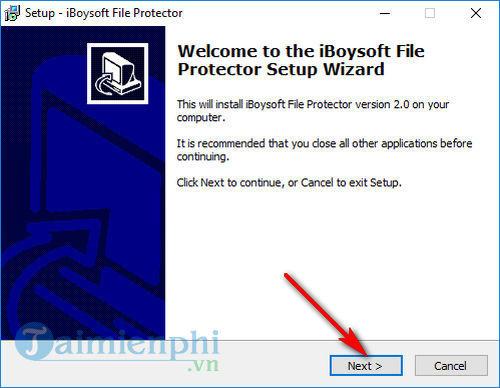 giveaway ban quyen mien phi iboysoft file protector 2