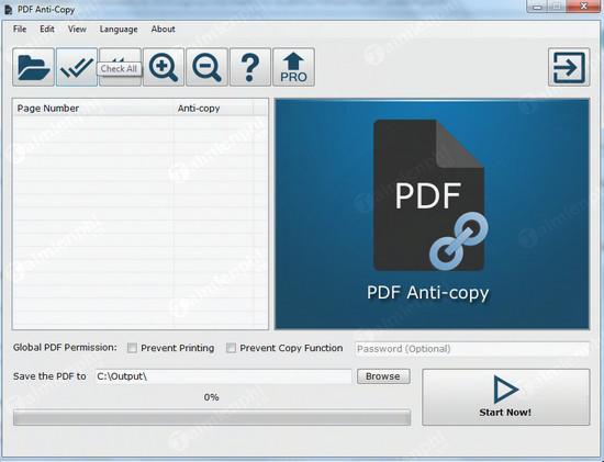 giveaway ban quyen mien phi pdf anti copy pro 2