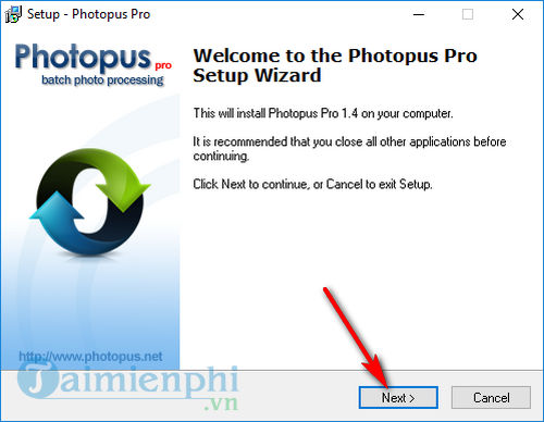 giveaway ban quyen mien phi photopus pro 2