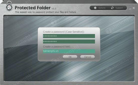 giveaway ban quyen mien phi protected folder 2