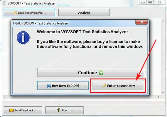 Free trial giveaway free text statistics analyzer van you data from 5 4 2