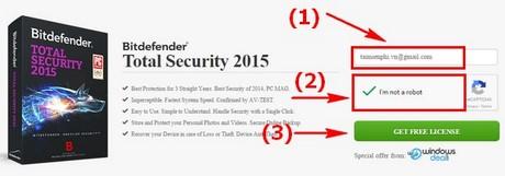 giveaway bitdefender total security