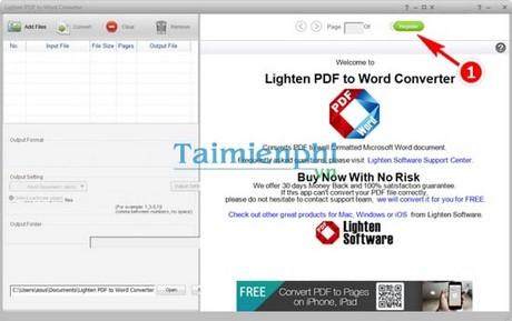 giveaway lighten pdf to word ocr mien phi