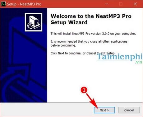 neatmp3 pro giveaway is a non-ban Quyen