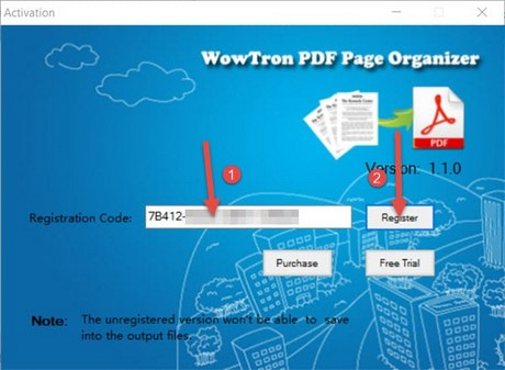 giveaway wowtron pdf page organizer mien phi
