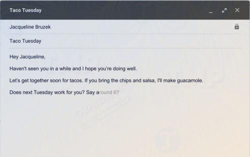 gmail sap co tinh nang soan email thong minh smart compose 2