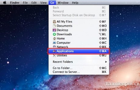 Gỡ bỏ Google Chrome trên MAC OS X
